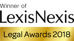 LexisNexis Legal Awards 2018 - Legal Supplier Innovation